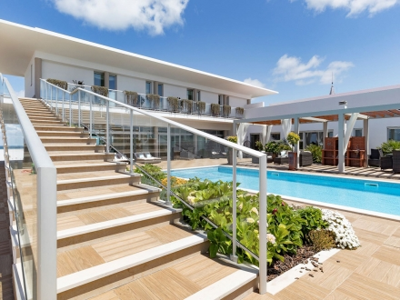Luxury villa at Praia d'el Rey Golf & Beach Resort,